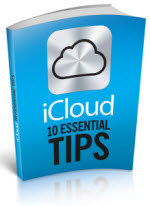 iCloud Tips BOOK 150px - Struggling to Keep Up? 12 iCloud Resources to Simplify your Life!