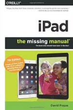 ipad missing manual