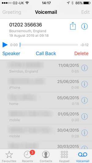 send voicemail iphone - 21 'Must Know' Tips for Your iPhone (and iPad)