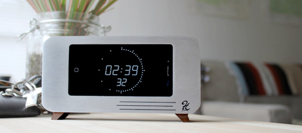 clock radio - 7 Things You Can Do with Your Old iPhone