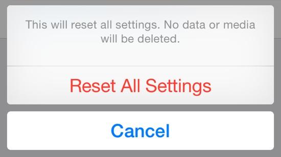 iCloud drive iOS 8 bug