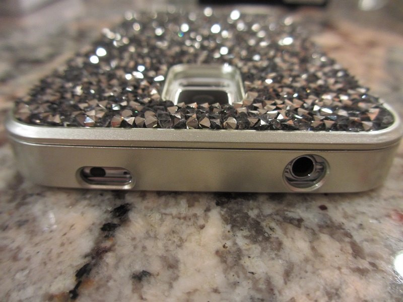 Gold Sparkly Case-Mate Brilliance iPhone Case