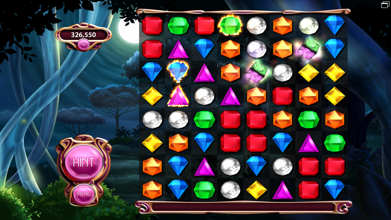 bejeweled best free iPhone game