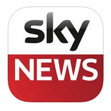 Sky News app