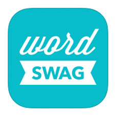 Word swag - 118 Best iPhone Apps Ever