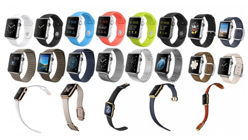 apple watch bands - The Apple Watch: The Full Run Down
