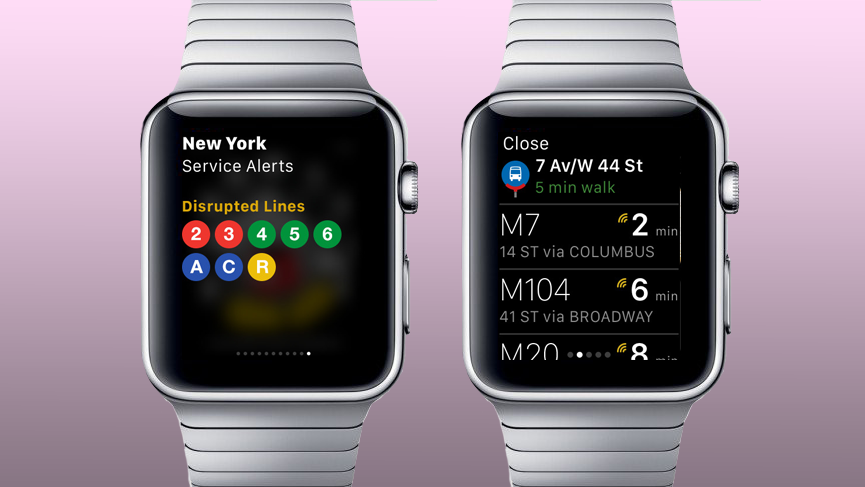 city mapper - The Apple Watch: The Full Run Down