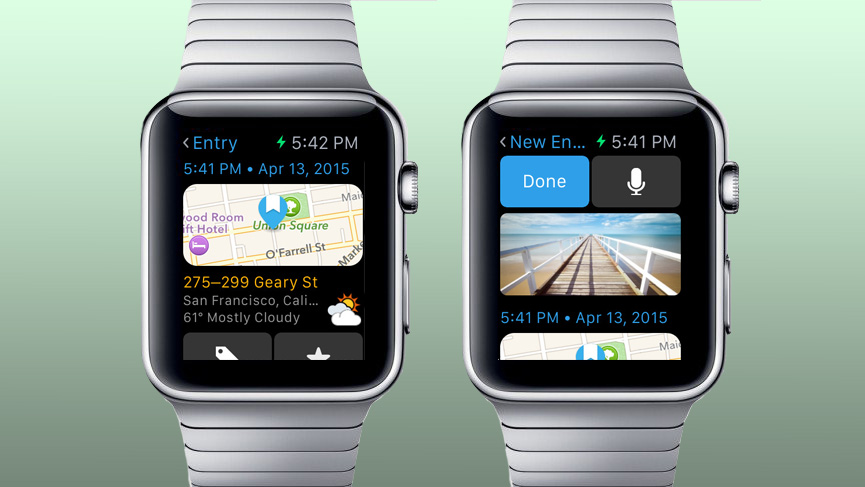 day one - The Apple Watch: The Full Run Down