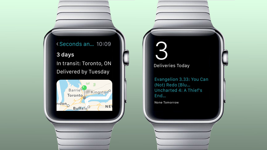 deliveries - The Apple Watch: The Full Run Down