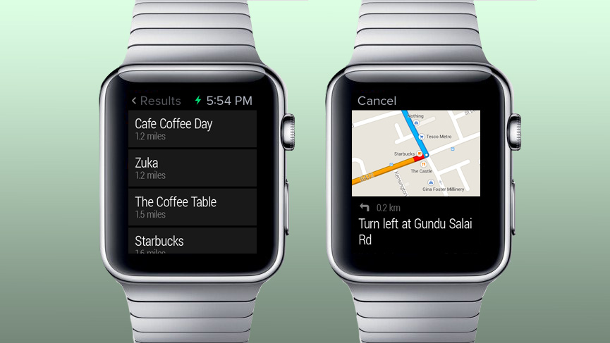 find near me - The Apple Watch: The Full Run Down
