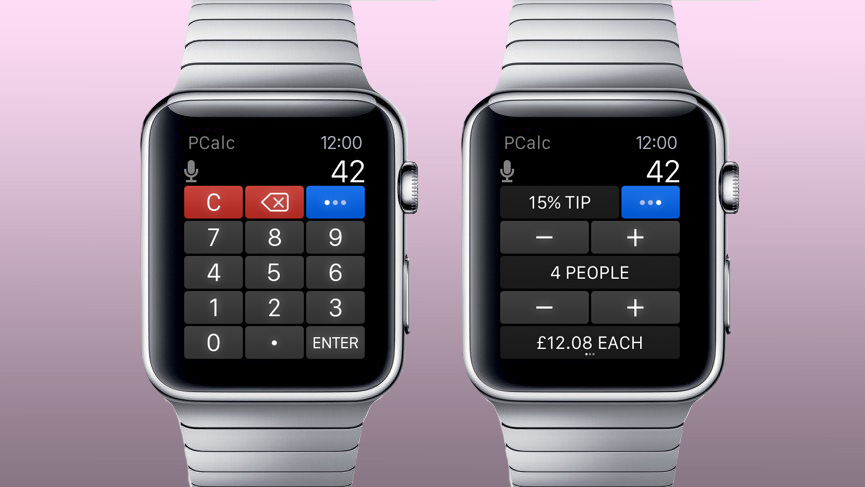 pcalc - The Apple Watch: The Full Run Down