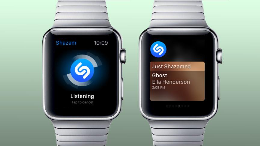 shazam - The Apple Watch: The Full Run Down