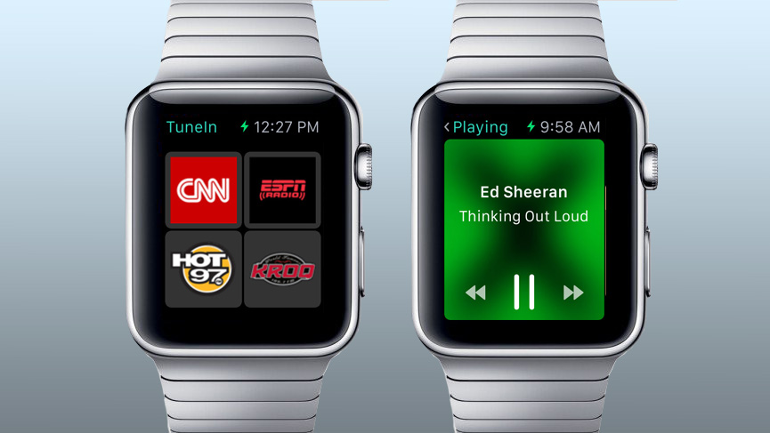tuneinradio - The Apple Watch: The Full Run Down