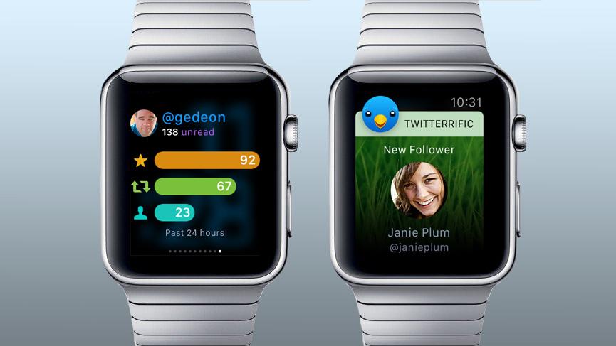 twitterific - The Apple Watch: The Full Run Down