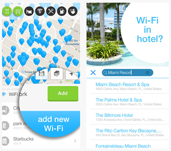 wifi mapper - Top 15 Apps To Save You Money And Help You When Traveling Abroad.