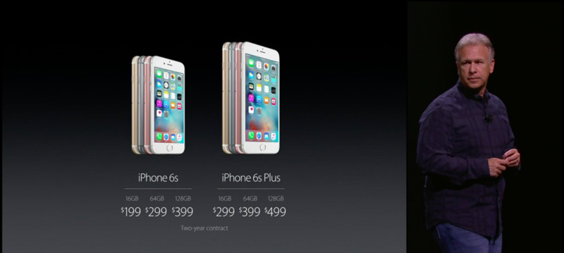 "iPhone Pricing - Apple Kicks Off ""Hey Siri"" Event: New iPhones, Apple TV and iPad Pro"