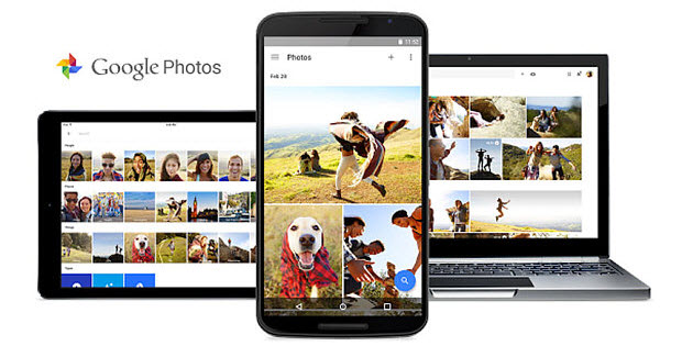 google photos works on all devices