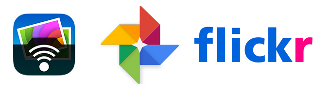 google photos vs flickr vs photosync