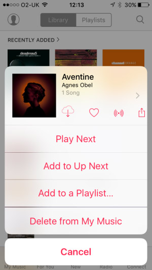 delete-music-in-iphone-music-app