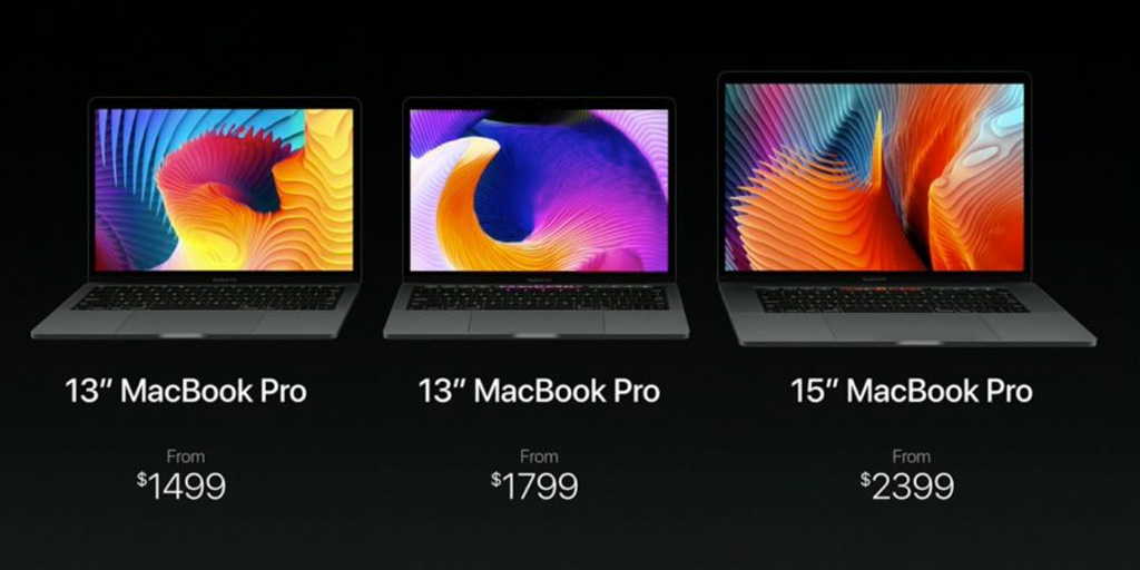 macbook pro 2016 the prices - Apple MacBook Pro 2016 - The Features - The Price