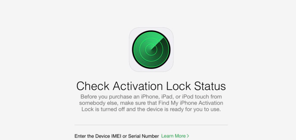 img  iCloud activation lock before - Apple Removes iCloud Activation Page - How It Affects You