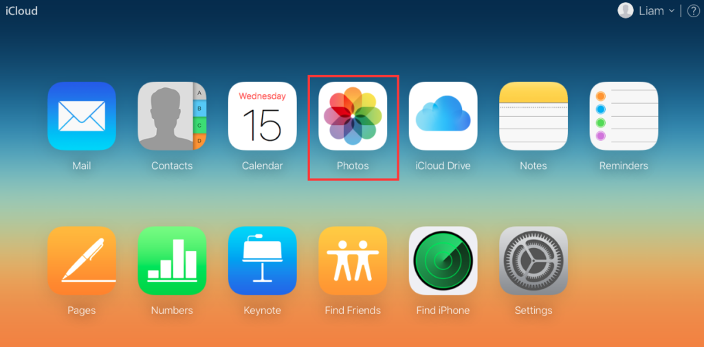 img  web iCloud photos 1024x505 - How To Access And Use iCloud Photo Library Online