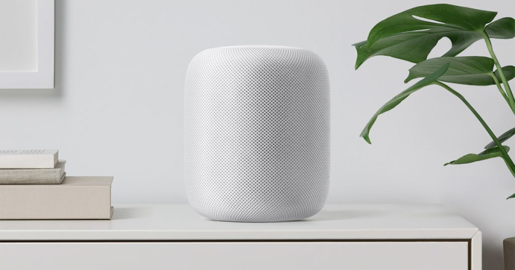 homepod 1024x538 - WWDC17 - Apple Announces New Products and Updates