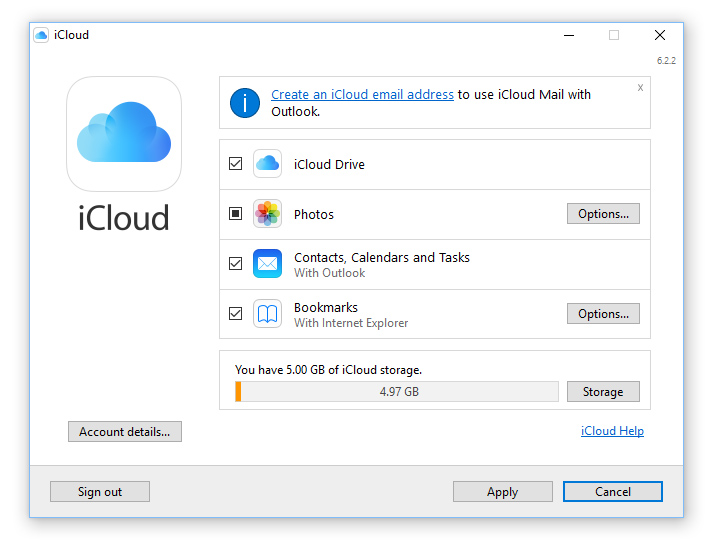 icloud login for windows 2 - latest homepage