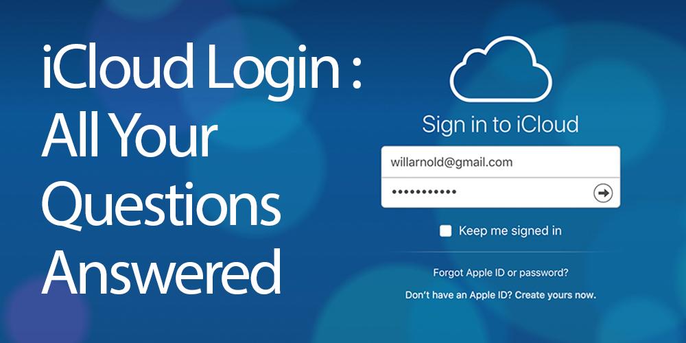 icloud login - latest homepage
